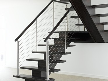 Wire Balustrades - Horizontal Wire Balustrade 01
