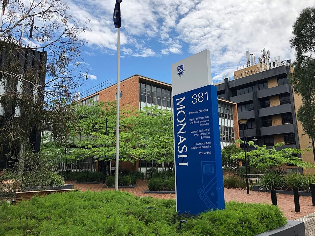 Monash University is building a sustainable electricity microgrid at its Clayton campus, which is claimed will result in millions of dollars saved in energy costs. Image: Wikipedia