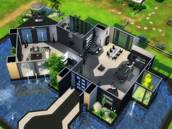 Can playing The Sims turn you into an architect?