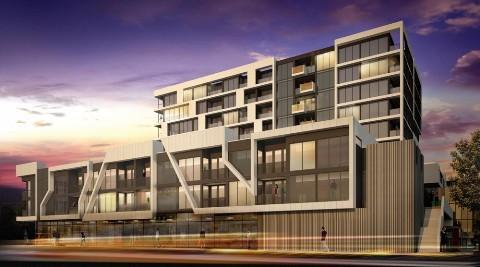 Dko Architecture Designs New Precinct In Melbourne Architecture