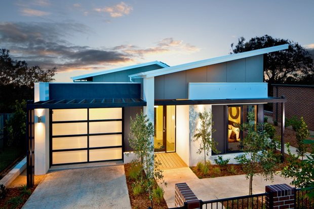 Clarendon Homes NSW And Landcom Win 2012 GreenSmart Home