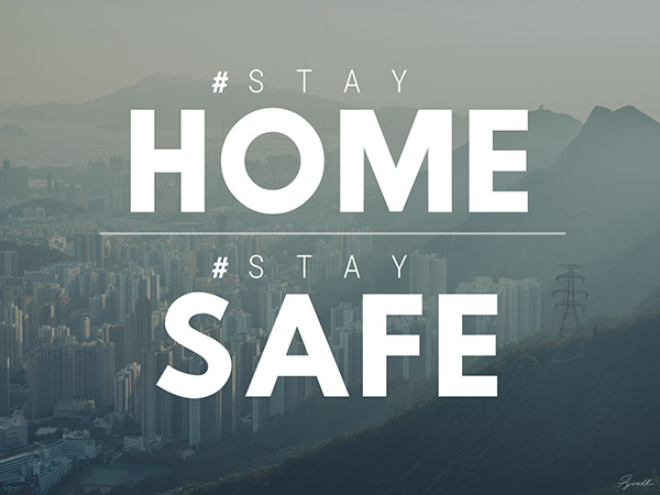 Stay in, stay safe & stay connected with Architecture & Design
