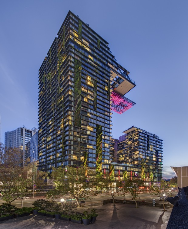 The Story Behind Patrick Blanc Vertical Gardens At Sydney