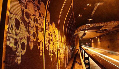 Reverse Graffiti Turns Art Inside Out Architecture Amp Design