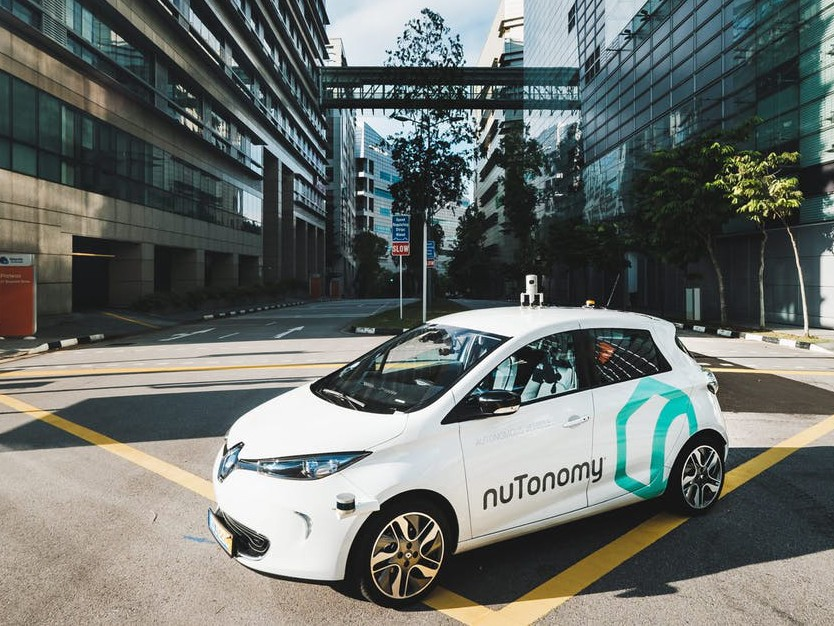 The first autonomous vehicles are already upon us, but once their use becomes widespread they will change cities as surely as the original cars did. Image: AAP