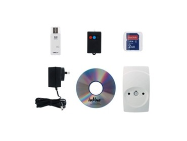 InVue Cam standalone surveillance camera kits available from
