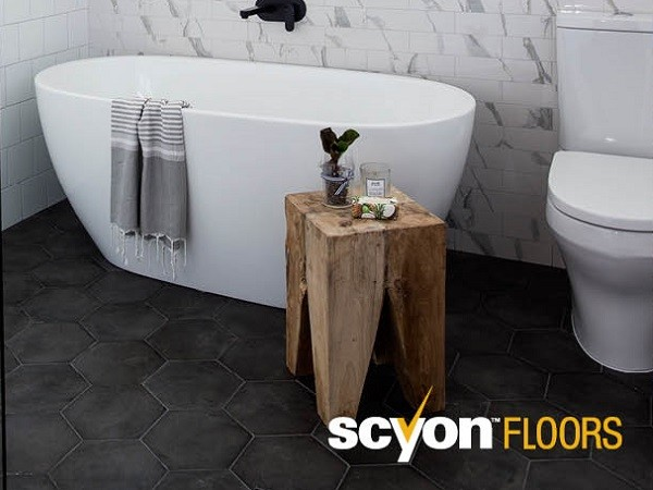 James Hardie has upgraded the sealant used on their Scyon Secura interior flooring boards