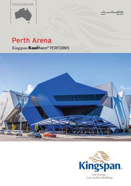 Perth Arena Project Summary