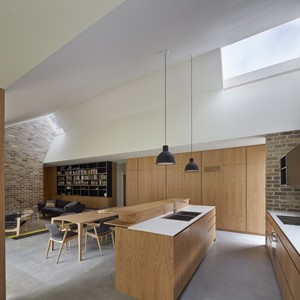 Skylight House by Andrew Burges Architects a refreshing update to unfulfilling bungalow
