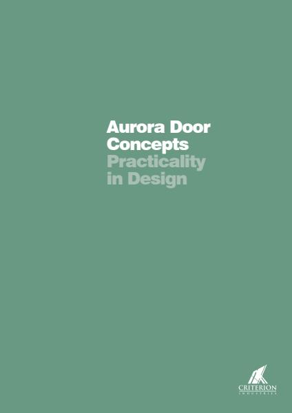 Aurora Door Concepts