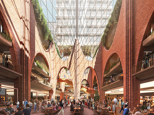 Woods Bagot to design Adelaide's $400m Market Square redevelopment