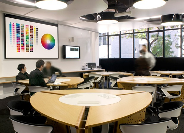 RMIT University building transformed by Spowers architects