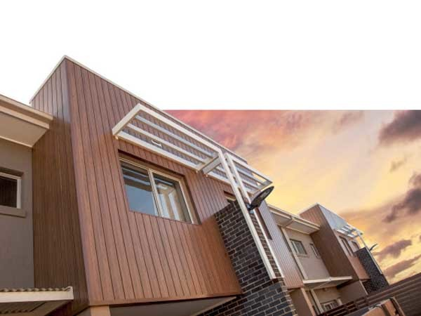 Urbanline's Euro Clad composite cladding system