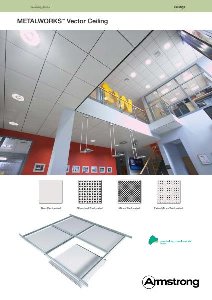 MetalWorks Vector Systems Brochure