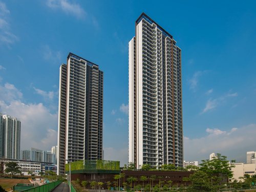 World S Tallest Modular Building Completed In Singapore Architecture Amp Design