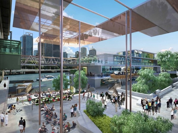 New Towers And Theatres For Brisbane Cultural Precinct