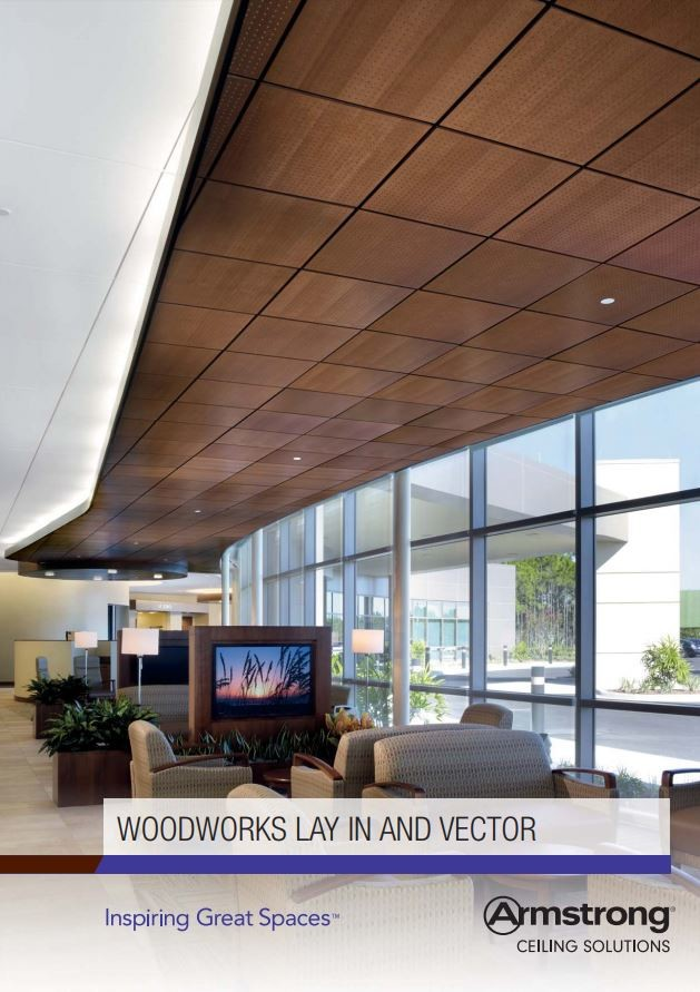 Armstrong Metalworks Ceiling Systems Are A Comprehensive