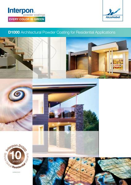 Interpon D1000 Brochure