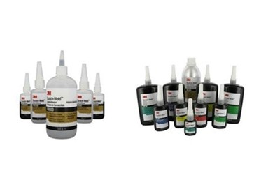 3M Scotch-Weld engineering adhesives from Adept Industrial
