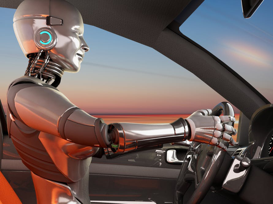 Just like teenagers, robot drivers need lots of practice. Image: iurii/Shutterstock.com