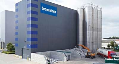Deceuninck's environmental consciousness saw the company adopt actions for the environment in 2004