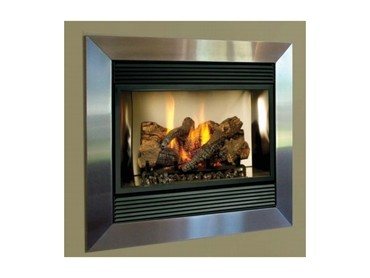 Gas Log Flame Fires -  Lopi Direct Vent Gas Fireplaces 564 GS