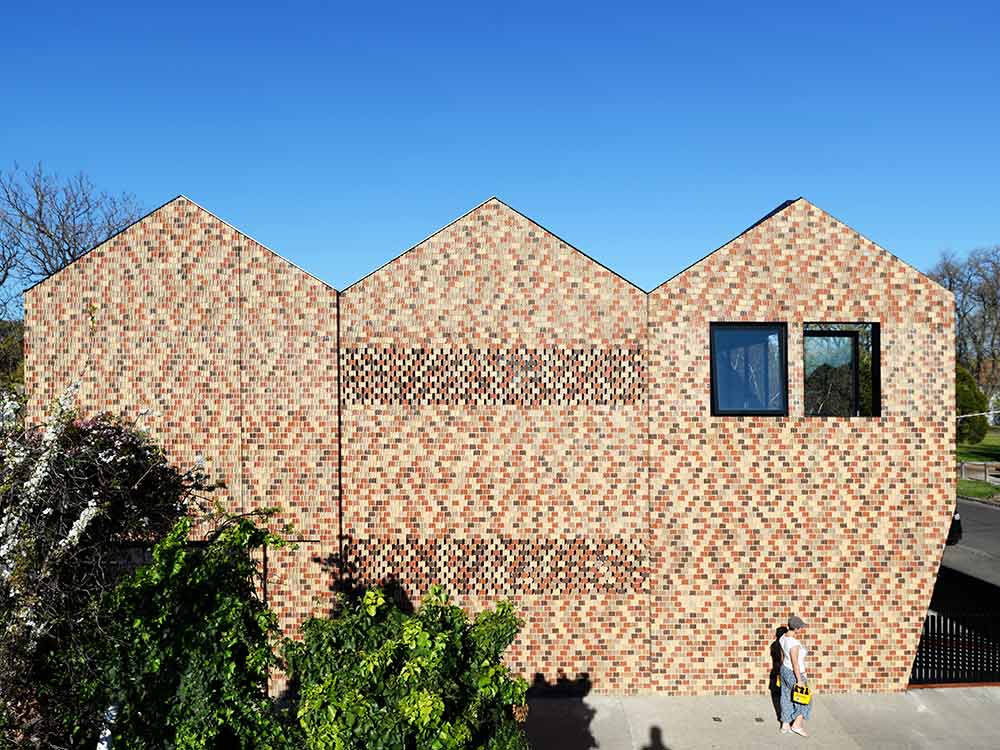 Safe Fire Resistant Homes With Clay Masonry Architecture