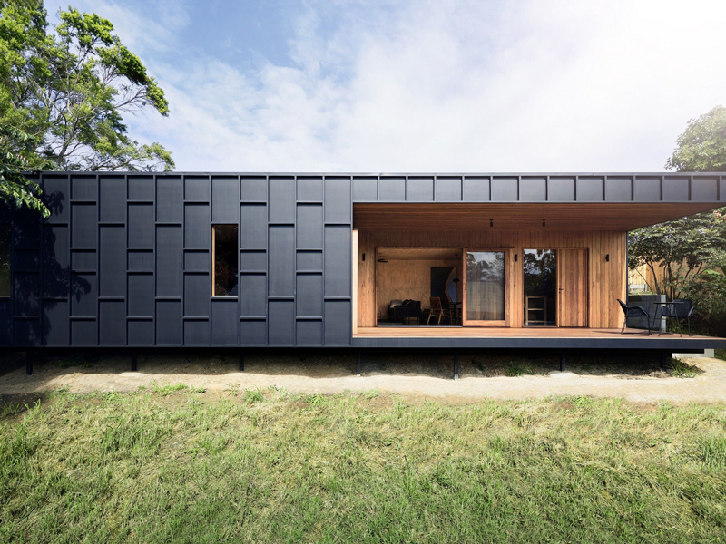 Designing a simple timber home on a modest budget | Architecture & Design
