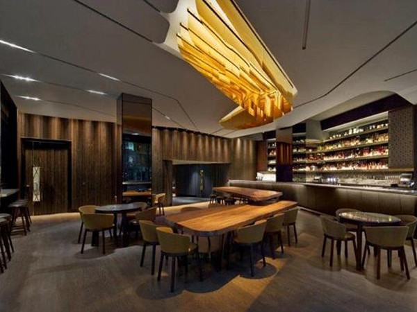 The Collins Bar – AdelaideHilton Hotels / Grant Collins / Woods Bagot / PointOfView
