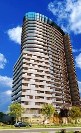 new tower for sydney olympic park australia towers ii