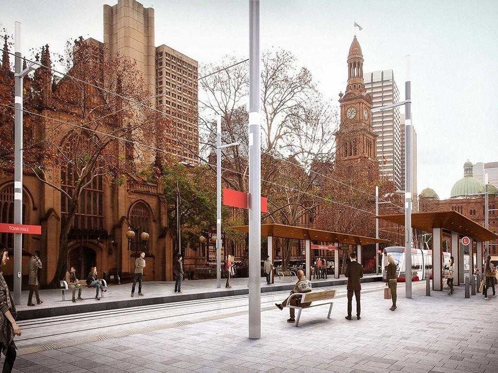 According to light rail expert Greg Sutherland, the lack of compatibility between the two light rail lines is because Transport for NSW did not have standards in place for all light rail lines during the planning phase of this project. Image; Supplied