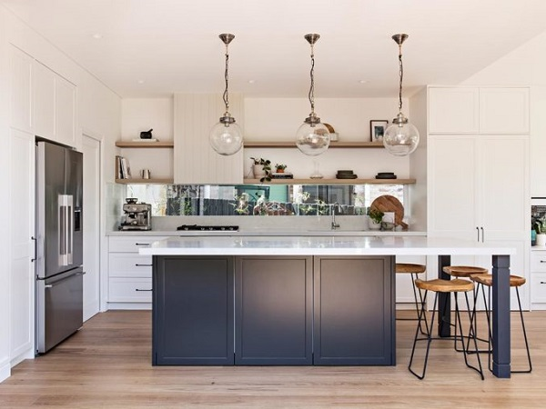 summer hill house kitchen