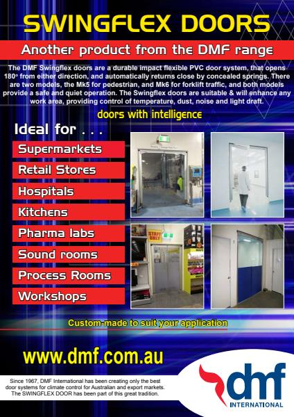 Swingflex Doors Brochure