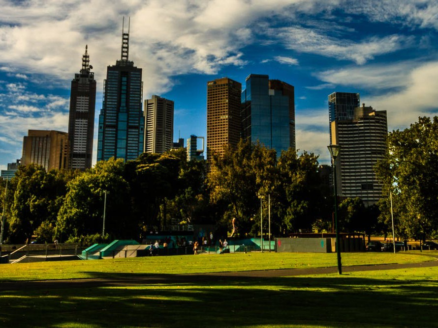 Historic investments in green open space along the Yarra created a legacy of liveability in Melbourne. Image: Ispas Vlad/Shutterstock