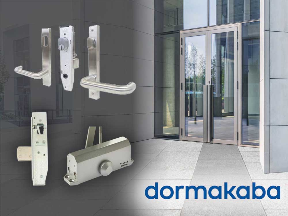 Dormakaba door hardware