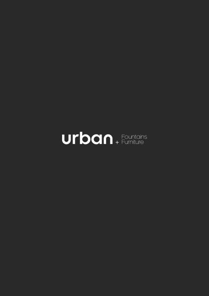 Urban+ Fountains and Furniture Brochure