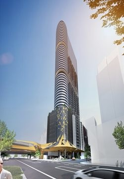 Australia S First Off The Grid Solar Powered High Rise