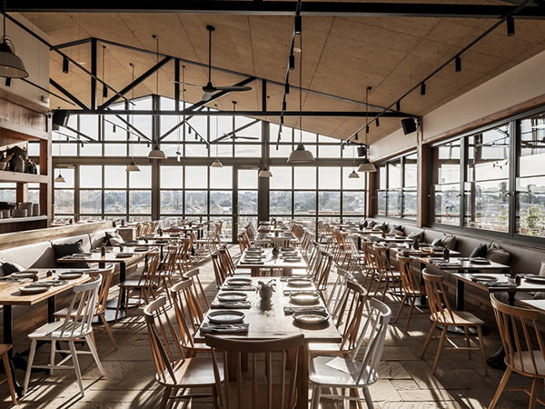 Acre Eatery shows miles of style & sustainability