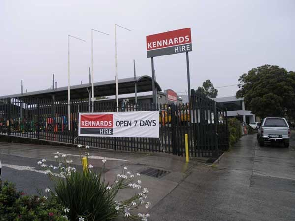 Kennards Hire, Doncaster, VIC