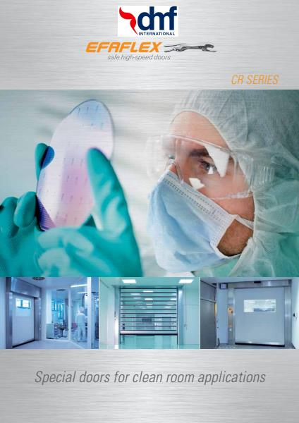 Cleanroom CR Brochure