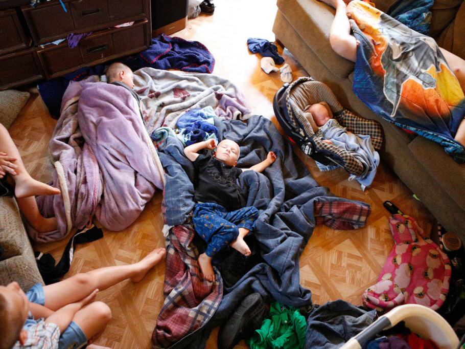 Overcrowded Housing Looms As A Challenge For Our Cities