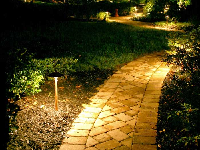 Outdoor Lighting Ideas 10, Outdoor Path Lights