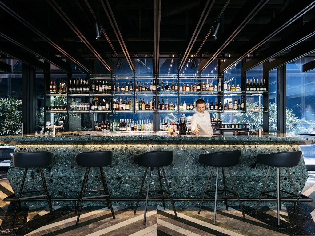 Biophilic Design Reflects Urban Nature In Sydney Hotel