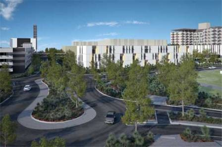 New Perth Hospital Designs Complete Architecture And Design