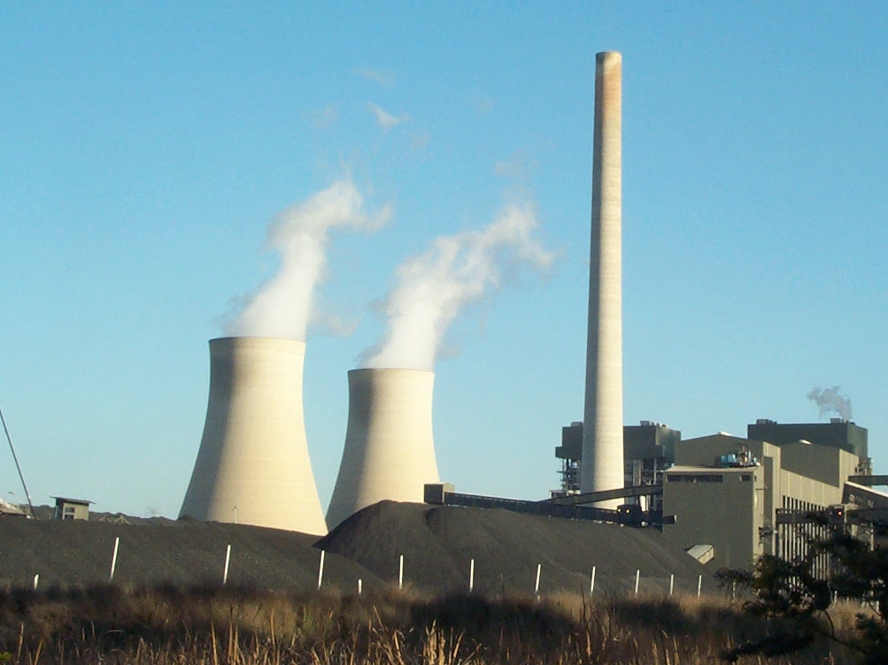Bayswater Power Station. Image: Wikimedia Commons