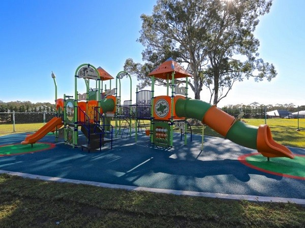 Wilton Public School playground