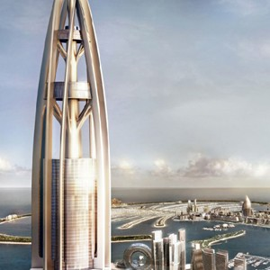 Dubai Tower By Woods Bagot Is World S Tallest Unfinished