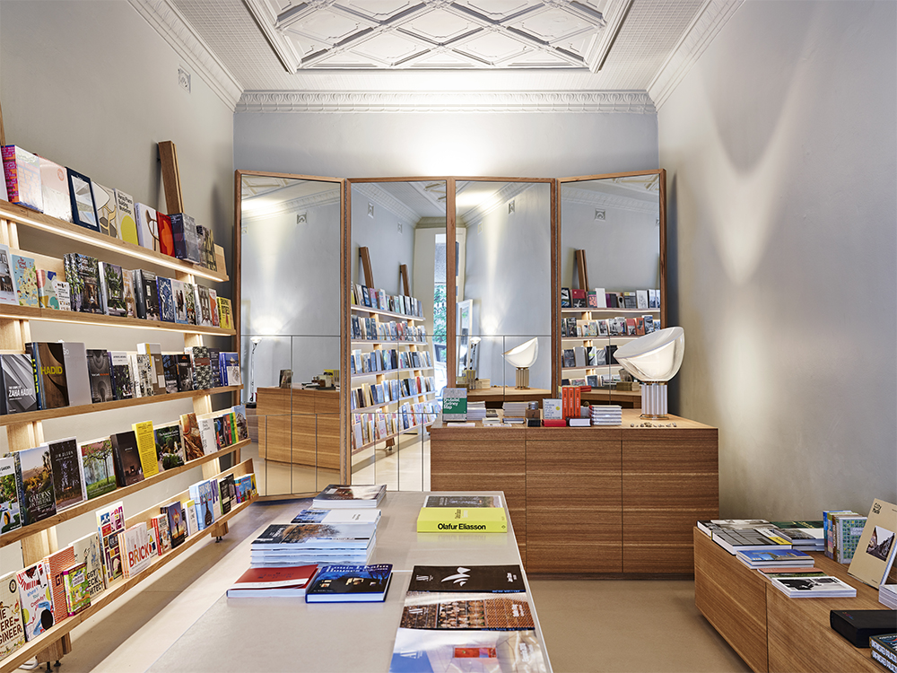 The Architect's Bookshop will opening its doors on 5th November 2018 at 499 Crown Street, Surry Hills. Image: Time Out