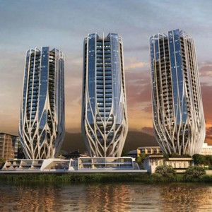Dame Zaha Hadid Brings Grace To Brisbane With Redesign Of