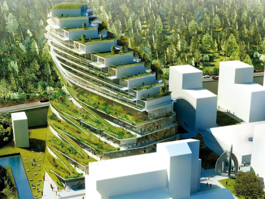 According to a team of UNSW researchers, government and industry regulators need to carefully consider green infrastructure when approving new property developments. Image: Green Careers 4 Canada